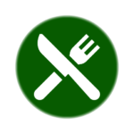 icona ristorante oasi rossi